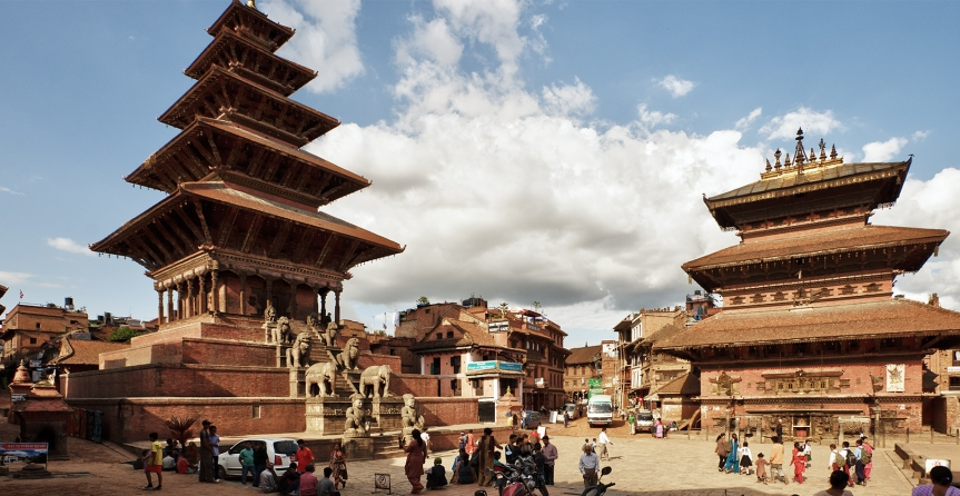 Exploring Heritages Himalayas and Refreshment Hiking in Nepal