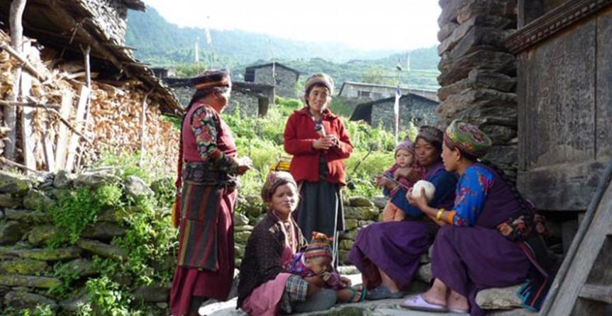 Tamang Heritage Trail Trek- Langtang