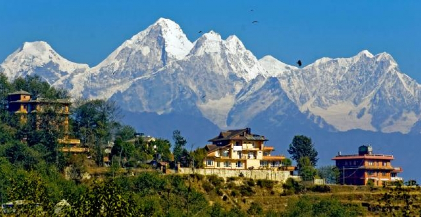 Prime Himalayas -  Sunset Private Day Tour