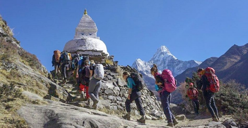 Everest and Annapurna Base Camp trek