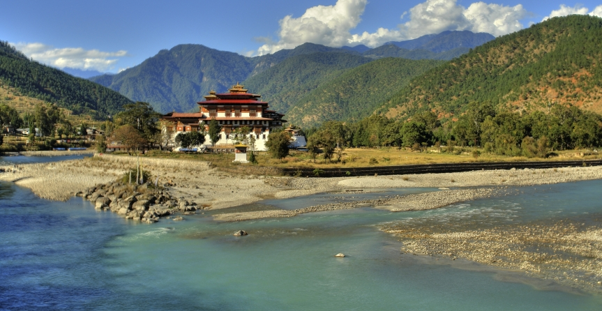 4 Days Journey to Bhutan