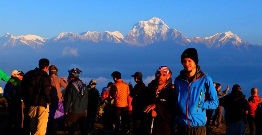 Ghorepani-Poonhill Sunrise Trek Nepal