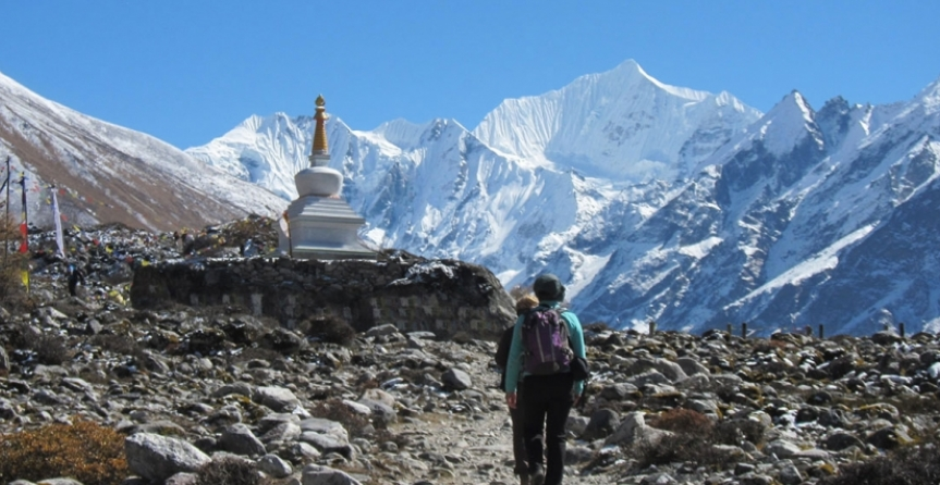 Langtang Valley Trek & Gokyo Lake Trek