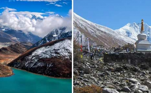 Langtang Valley Trek & Gokyo Lake Trek