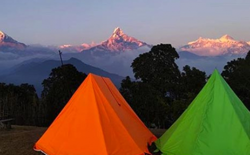 Yoga Trek, Wellness and Cultural Tour in Nepal-9 Days Holiday